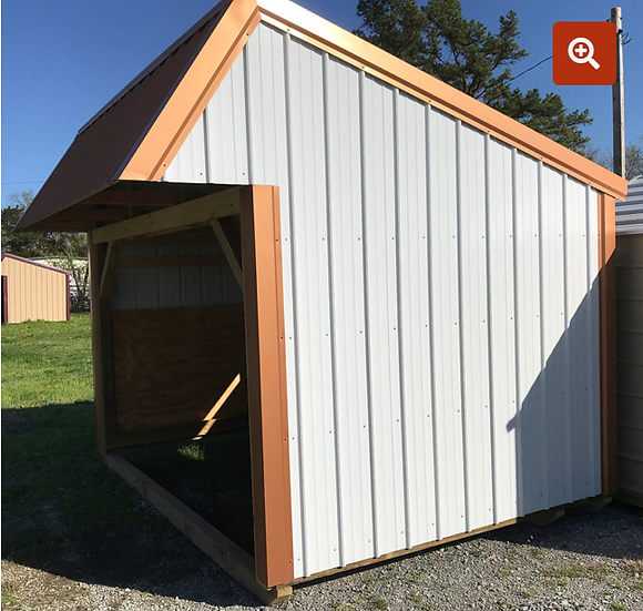 Loafing Shed 12' x 16'