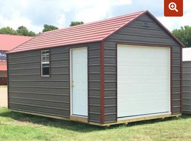 Portable Garage 12' x 28'