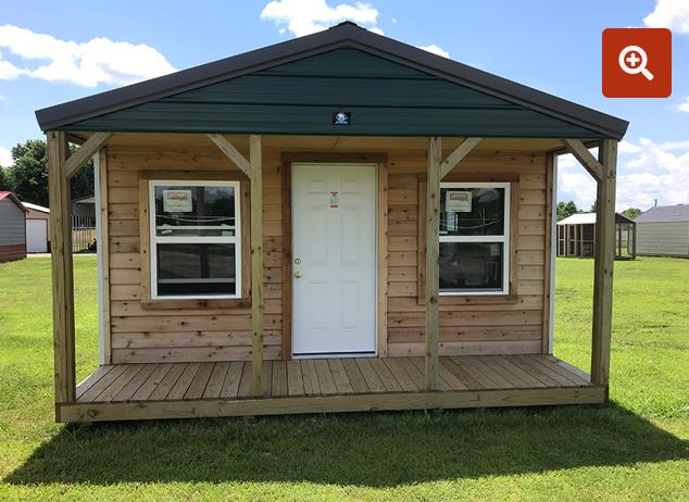 Cabin 12' x 36'
