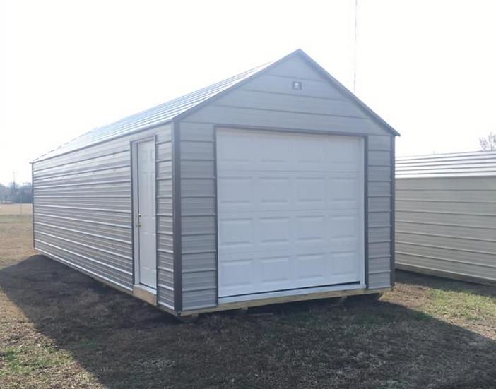 Portable Garage 16' x 40'