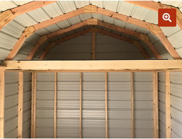 4' Storage Loft