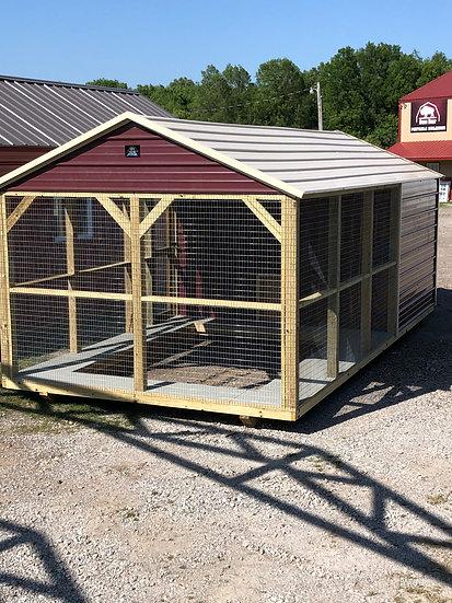 Chicken Coop 10' x 20'