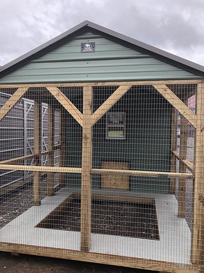 Chicken Coop 8' x 12'