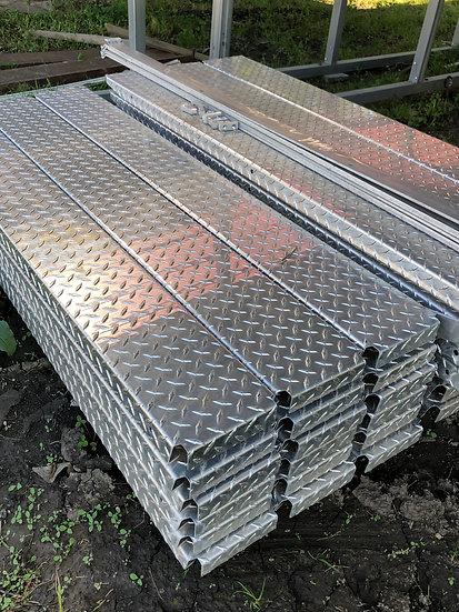 Ramps Aluminum Diamond Plate