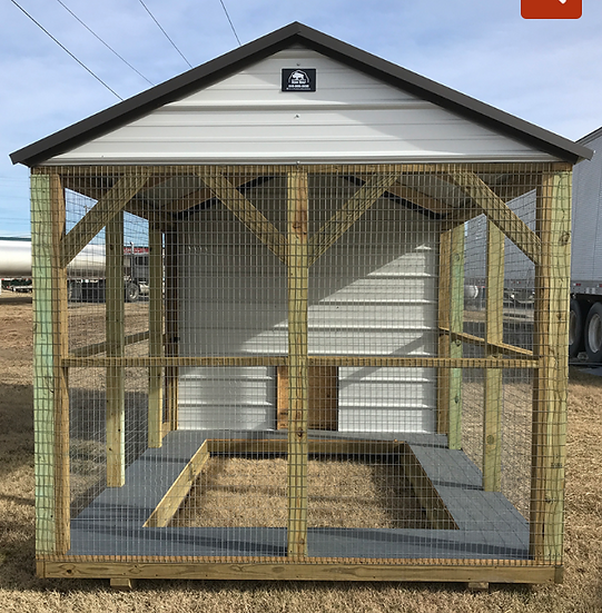 Chicken Coop 10' x 16'