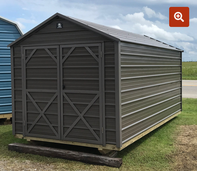 Utility Shed 12' x 24'