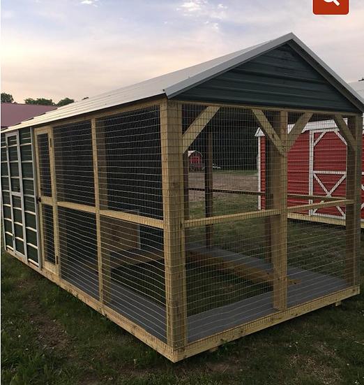 Chicken Coop 8' x 20'