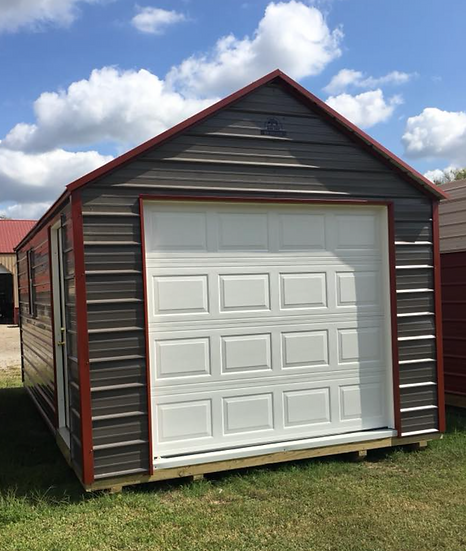 Portable Garage 16' x 32'
