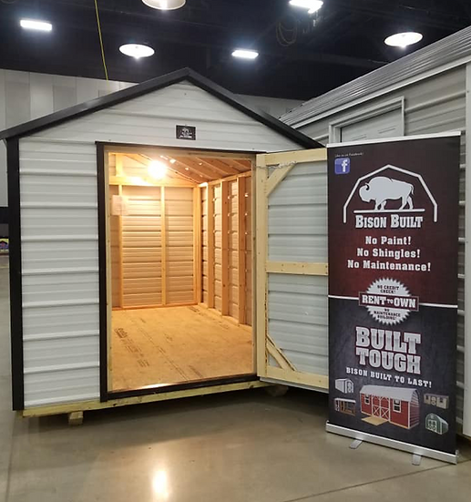 Utility Shed 12' x 28'