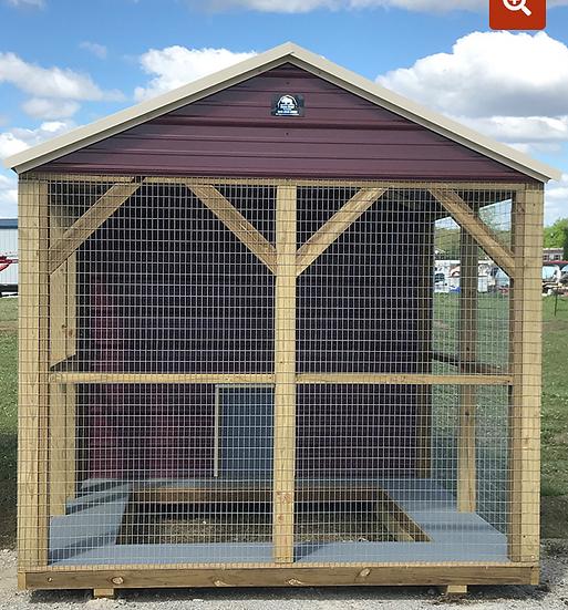 Chicken Coop 8' x 16'