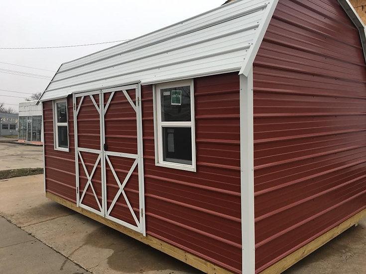 Side Lofted Barn 12' x 16' BB1061