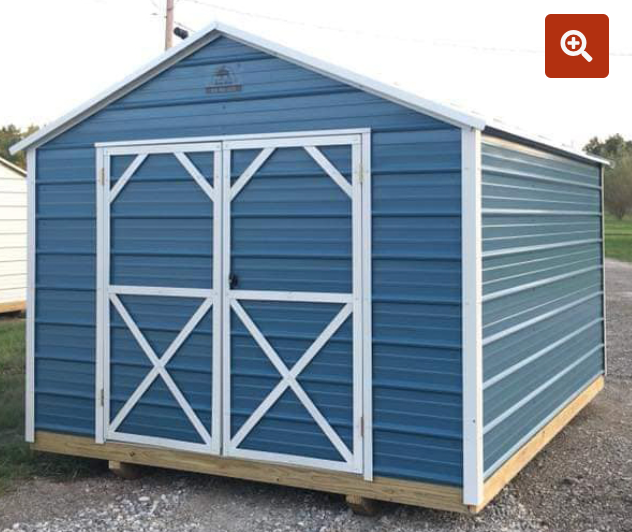 Utility Shed 10' x 24'