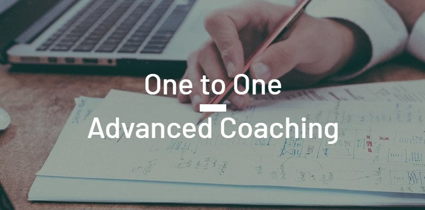 One to One Advanced Coaching