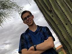 Hello, from Sunny Arizona! Heh, sunny my