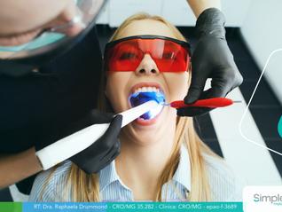 Clareamento dental a laser: conheça os benefícios do tratamento