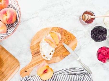 Czy tost z ricottą to nowy tost z awokado?