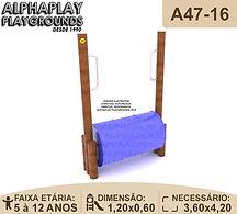 playground em tronco de eucaliptoplayground em tronco de eucalipto