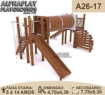 playground para escola