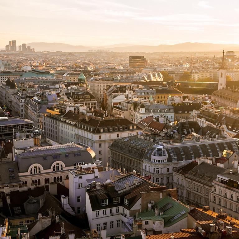 Auf den Spuren Europas durch Wien