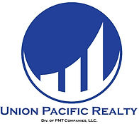 Union Pacific Realty  Front-Blue Vector_