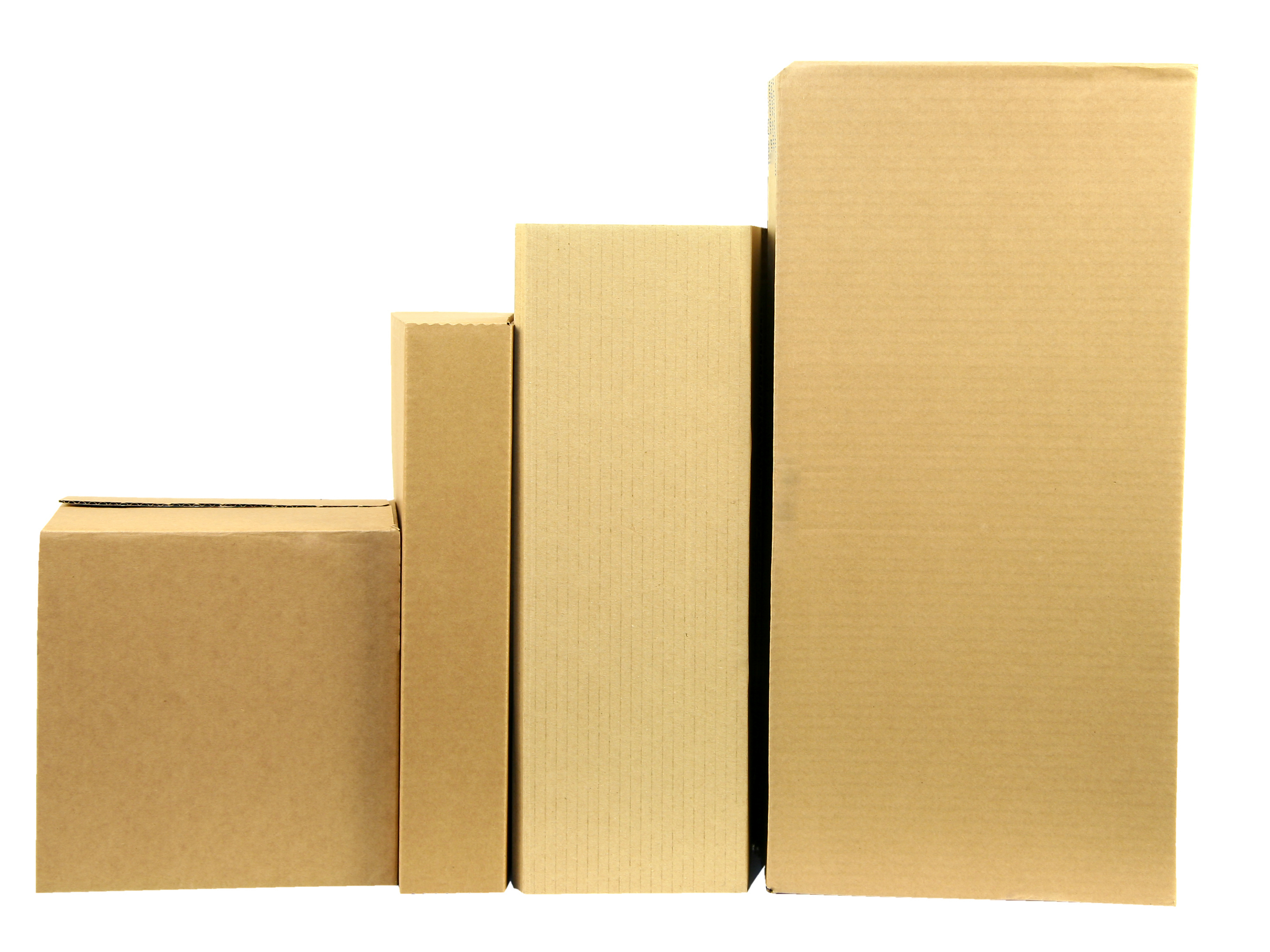 Large Flat Packed Boxes