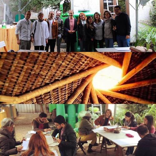 Curso Arquitetura Orgânica em Ecobeco