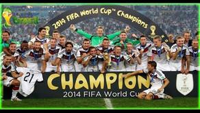 Weltmeister sein und dann?