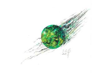 Planète verte