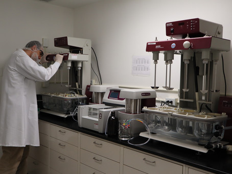 Analytical lab testing services in USA by Admix Pharma