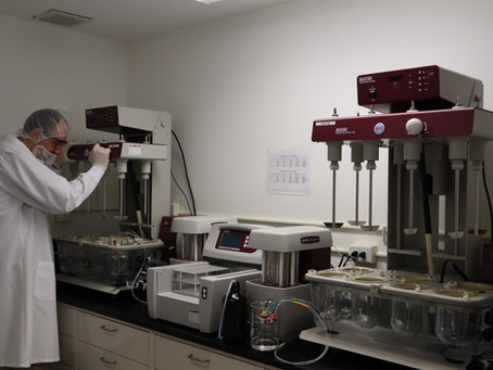 Admix Analytical testing laboratory guarantees outstanding results in stability testing