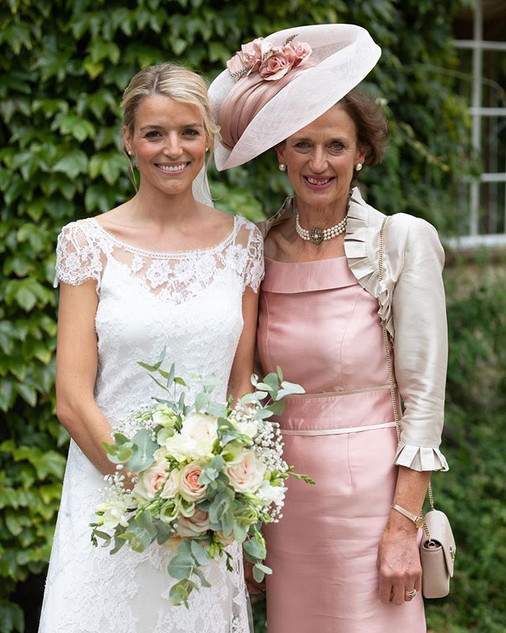 Thank you Elizabeth, you both look stunn