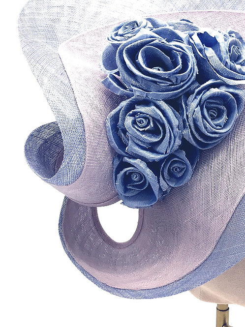Hand Crafted Silk Rose Workshop - Full Day