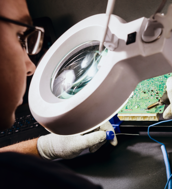 repair-of-electronic-devices-soldering-a