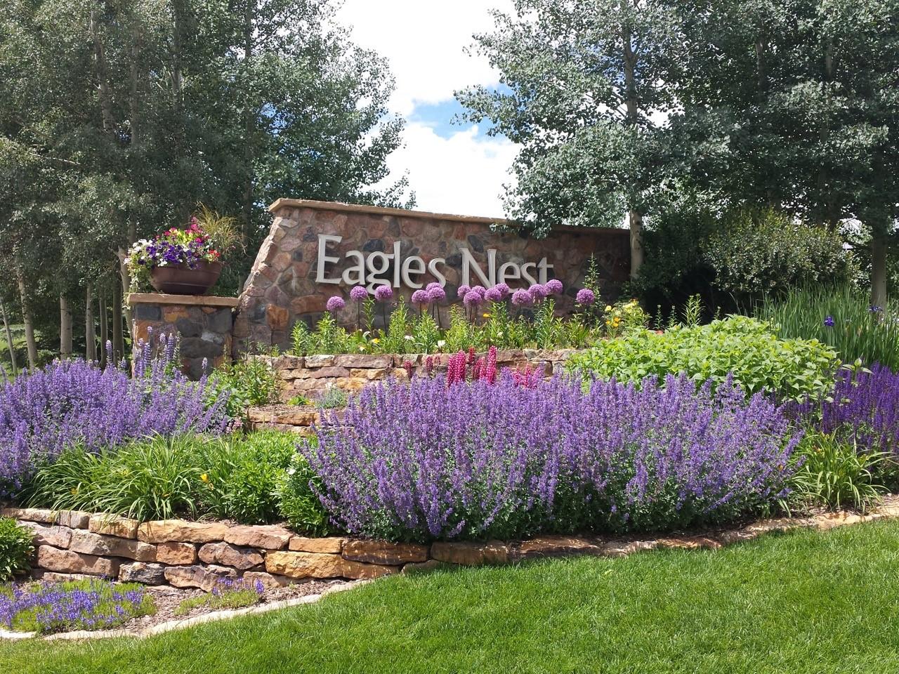 Eagle's Nest Entry