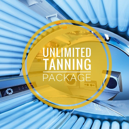 MID-SUMMER UNLIMITED TANNING SALE