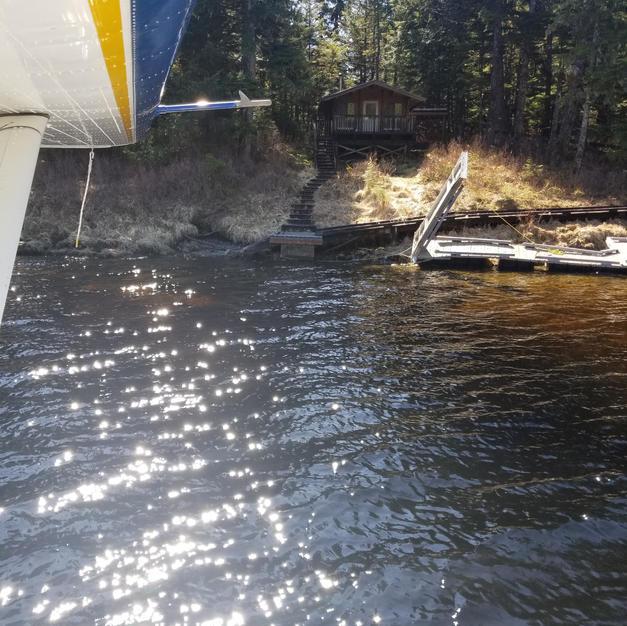 SE Heckman lake cabin