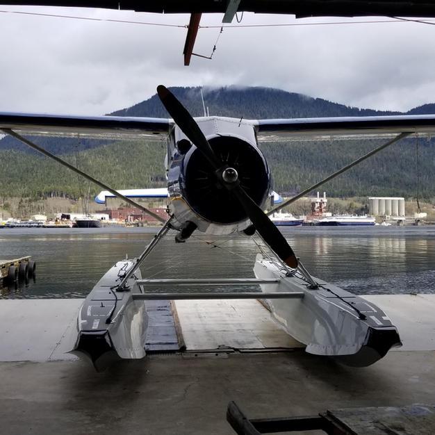 Hangar time