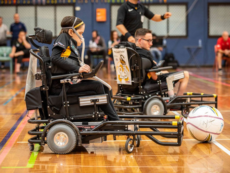 Why You Can't Be Disabled and an Athlete