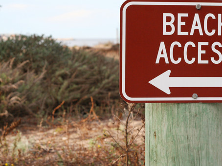 Beach Access: New Level of Ridiculous Revealed
