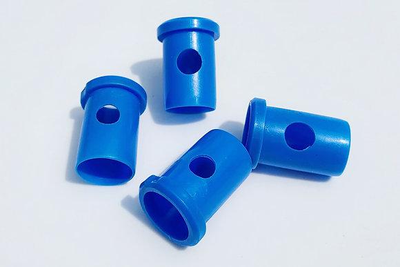 Outrigger/Cage Spar Insert Blue 16mm