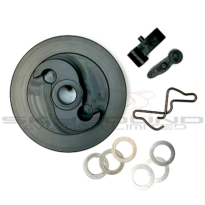 MP054 - Plastic hook housing (includes: MP055 - MP056 - MP057)