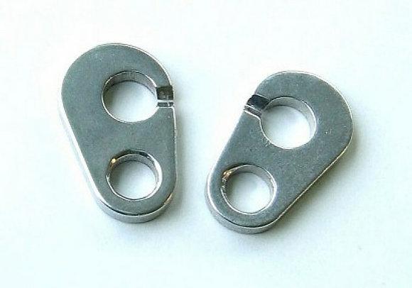 One-hole hooks (Brommel)