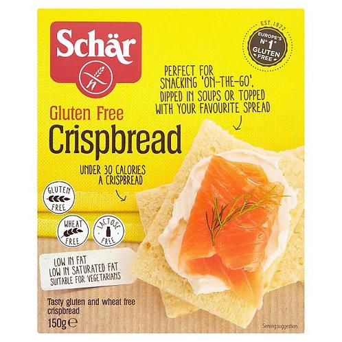 Schar Crisp Bread 150G