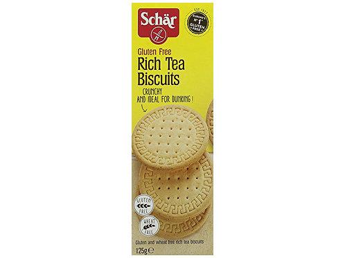 Schar Rich Tea Biscuits 125G