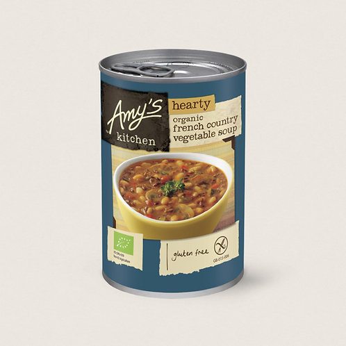 Amy's Kitchen Gluten Free Fresh Country Vegetable Soup 400g