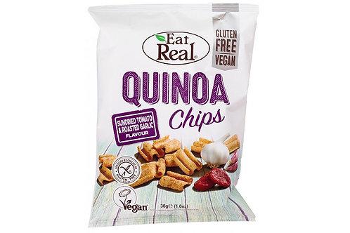 Eat Real Quinoa Sundried tomato and garlic 22g