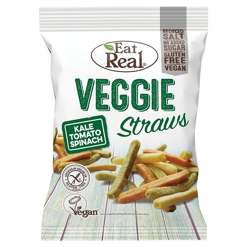 Eat Real Impulse Veggie Straws 22g
