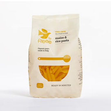 Freee by Doves Farm Gluten Free Maize & Rice Penne 500g