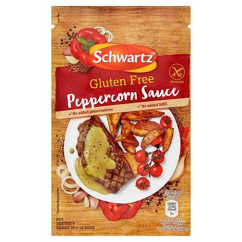 Schwartz Gluten Free Peppercorn Sauce 25G