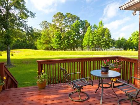 Affordable Backyard Deck Ideas That You'll Definitely Love!